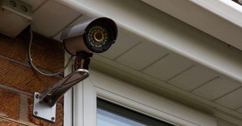 Безопасность посредством видеонаблюдения