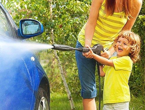 Как выбрать мини-мойку для авто дома садового участка