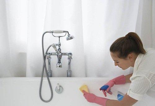 6 лучших средств для чистки ванн рейтинг 2020 топ 6
