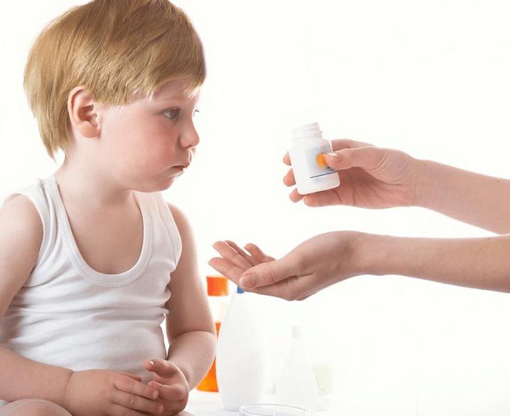 Лучшие российские витамины для детей