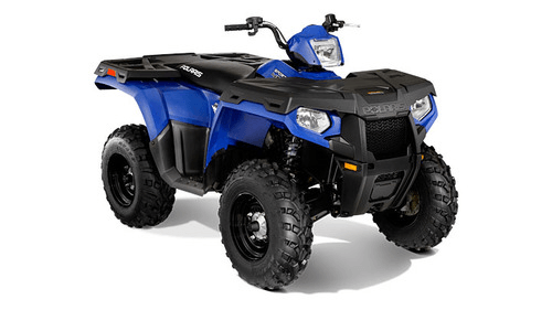 Обзор квадроцикла Polaris Sportsman 400 H.О.