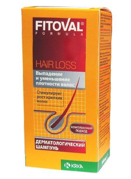 Самый популярный шампунь против выпадения волос